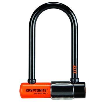 Kryptonite Evolution Lite Mini-6 U-Lock (2.75 in x 6 in)