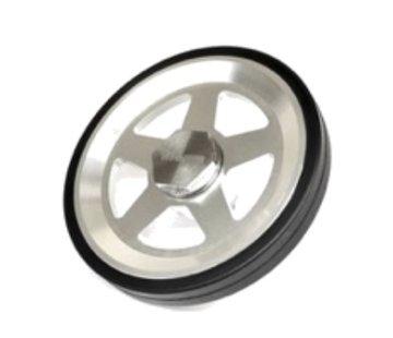 Ti Parts Workshop TPW Brompton Al Easy Wheels, 66mm