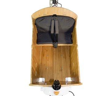 Yuba Yuba Bamboo Box Seat Kit for Supermarché