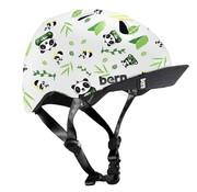 BERN Bern Tigre Helmet, XXS, Satin White Panda