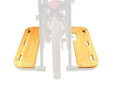 Yuba Yuba Boda Boda Bamboo Running Boards, V3