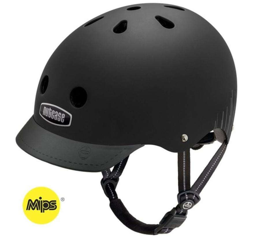 Nutcase Street MIPS Blackish Wavelength Helmet