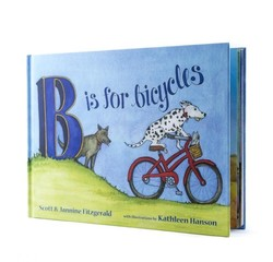 B is for Bicycles Book