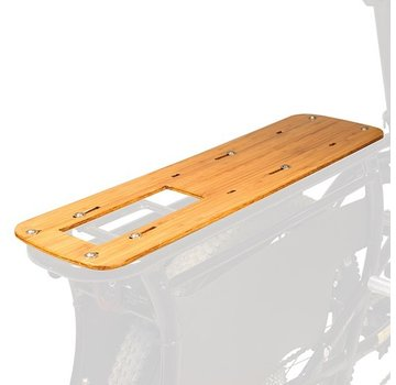 Yuba Yuba Bamboo Multi-Utility Deck Spicy Curry & Sweet Curry/ Boda Boda V3