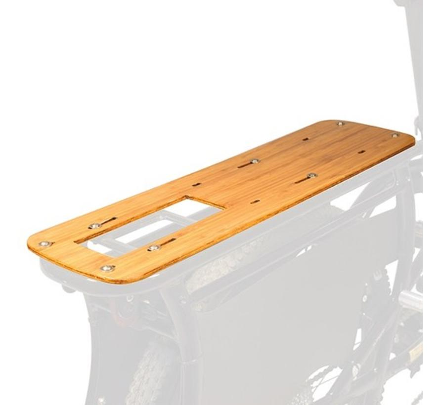 Yuba Bamboo Multi-Utility Deck Spicy Curry & Sweet Curry/ Boda Boda V3