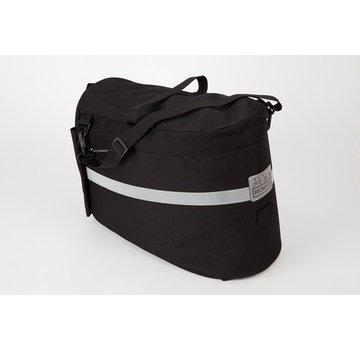 Brompton Brompton Rear Rack Bag Black - QRBAG