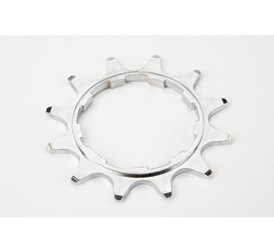 Brompton Sprocket 12T 3 32nd Inch 9 Spline for 1 and 2 Speed - QRSPR12DR-SHMNO