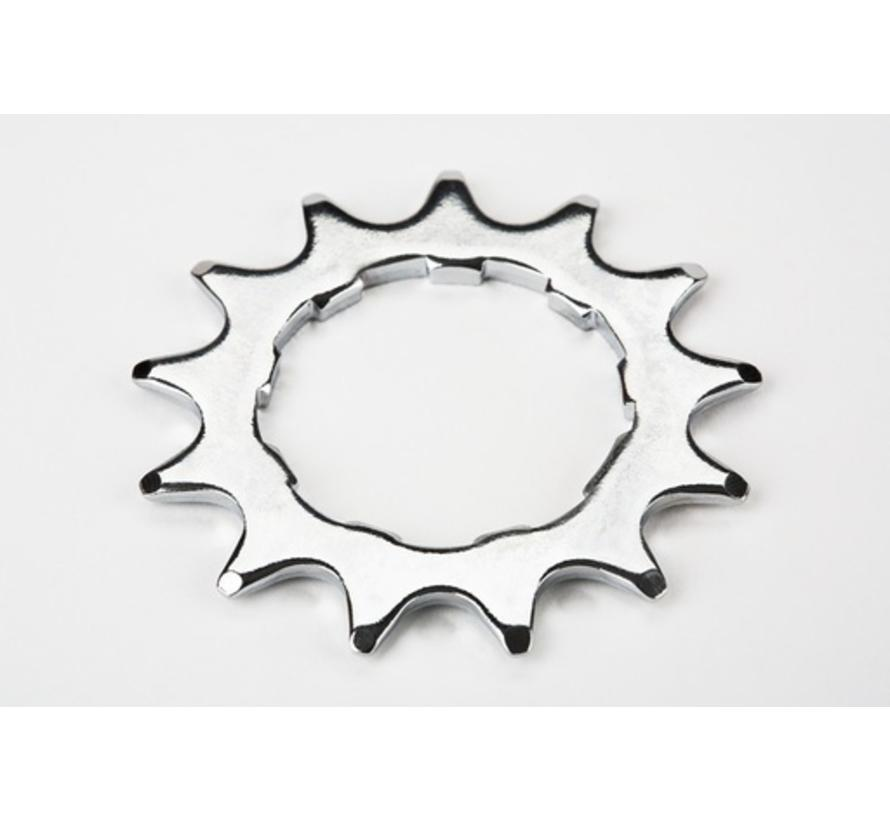 Brompton Sprocket 13T 3 32nd of an Inch 9 Spline for BWR 6 Speed - QRSPR13DR-SHMNO