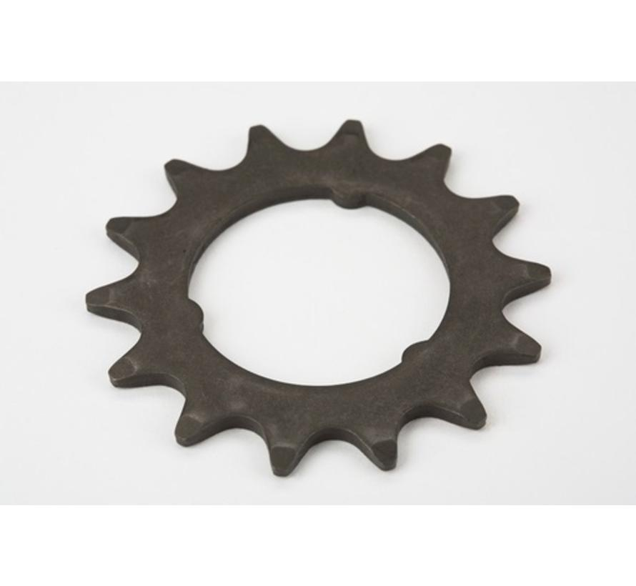 Brompton Sprocket 14T 8th of an Inch 3 Spline for 3 Speed - QRSPR14