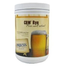BRIESS RYE CANISTER 3.3 LB