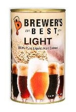 BREWERS BEST LIGHT LIQUID MALT EXTRACT 3.3 LB