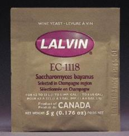 EC-1118 LALVIN ACTIVE FREEZE- DRIED WINE YEAST