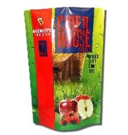 BREWERS BEST CIDER HOUSE SELECT RASPBERRY LIME  CIDER MAKING KIT