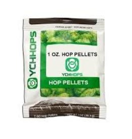 YCHHOPS CHINOOK HOP PELLETS 1 OZ