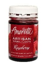 AMORETTI RASPBERRY ARTISAN FRUIT PUREE 8 OZ
