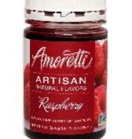 AMORETTI RASPBERRY ARTISAN FRUIT PUREE 8 OZ