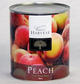 VINTNER'S HARVEST PEACH PUREE 96 OZ VINTNER'S HARVEST
