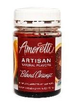 AMORETTI BLOOD ORANGE ARTISAN FRUIT PUREE 8 OZ