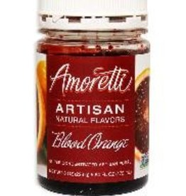 AMORETTI BLOOD ORANGE ARTISAN FRUIT PUREE 8 OZ