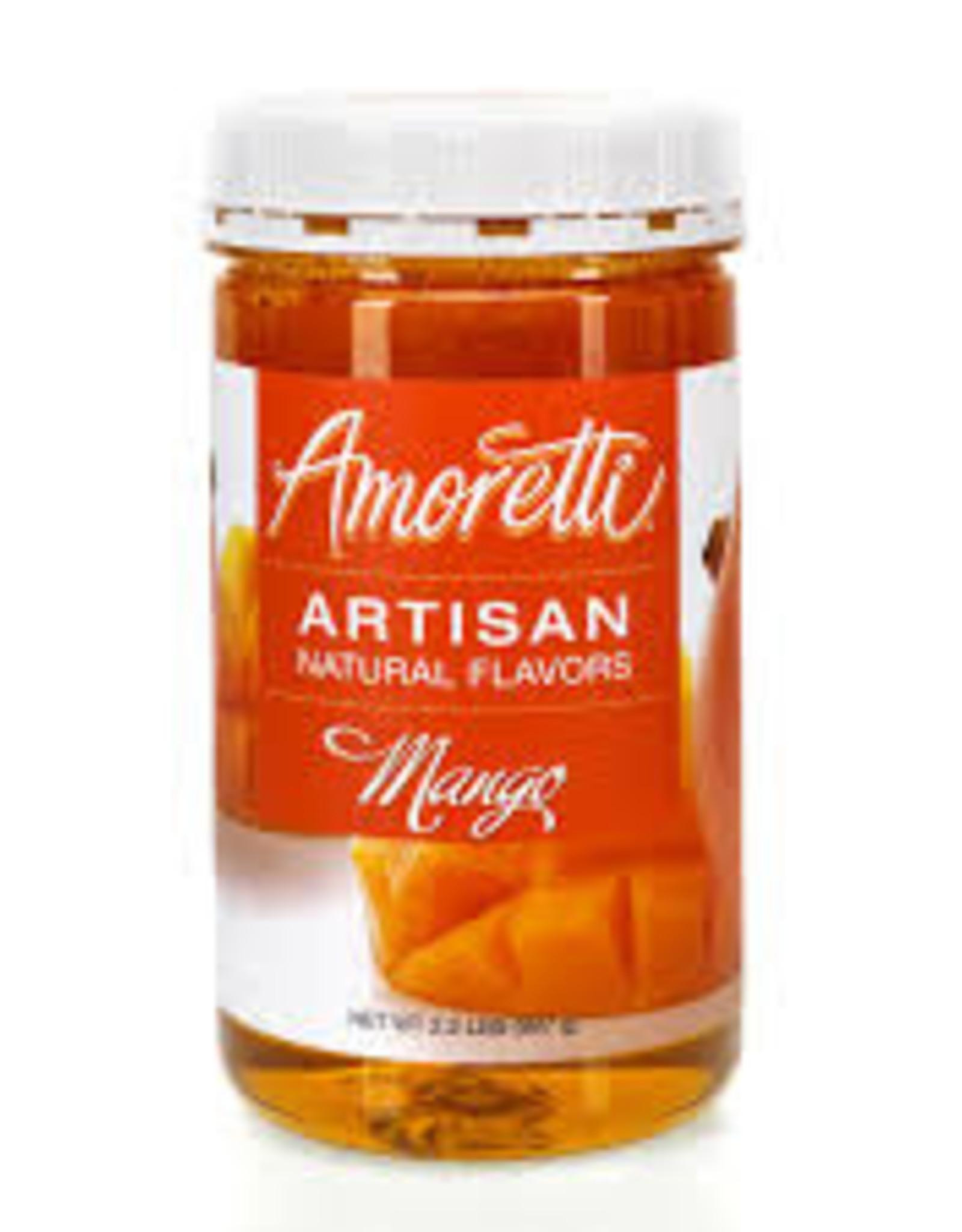AMORETTI MANGO  ARTISAN FRUIT PUREE 8 OZ