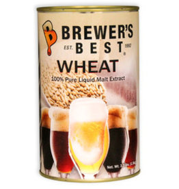 BREWERS BEST WHEAT LIQUID MALT EXTRACT 3.3 LB