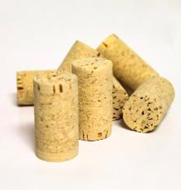 9X1 3/4 PREMIUM QUALITY STRAIGHT WINE CORKS 30/BAG