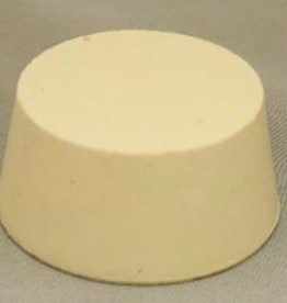 #10.5 SOLID RUBBER STOPPER