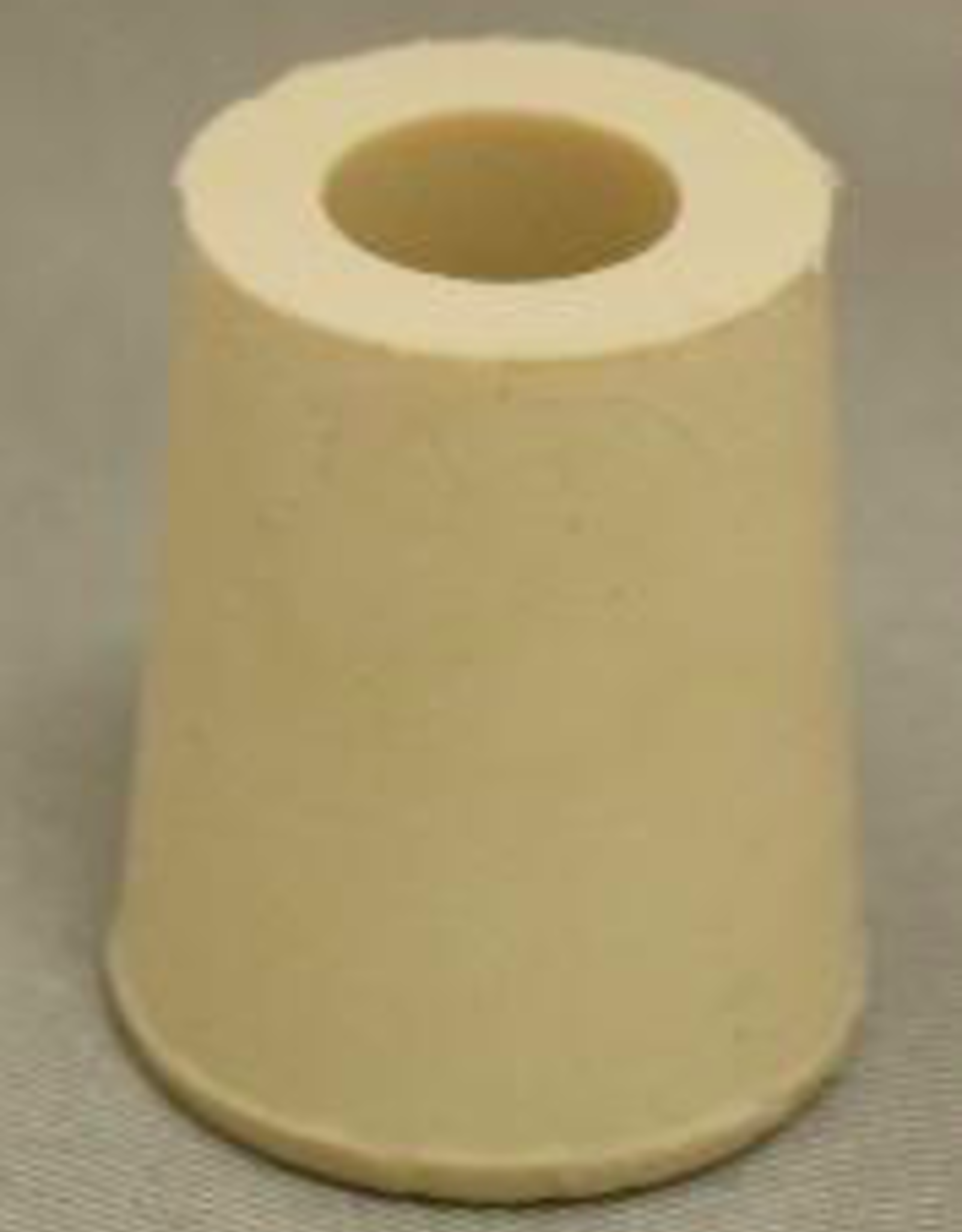 #2 DRILLED RUBBER STOPPER