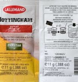 LALLEMAND LALLEMAND NOTTINGHAM ALE BREWING YEAST 11 GRAM