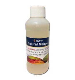 BREWERS BEST NATURAL MANGO FLAVORING EXTRACT 4 OZ