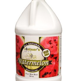 VINTNER'S BEST WATERMELON FRUIT WINE BASE 128 OZ (1 GAL