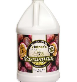 VINTNER'S BEST PASSIONFRUIT WINE BASE 128 OZ (1 GALLON)