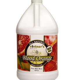 VINTNER'S BEST BLOOD ORANGE FRUIT WINE BASE 128 OZ (1 GAL)