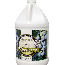 VINTNER'S BEST BLUEBERRY FRUIT WINE BASE 128 OZ (1 GALLLON)
