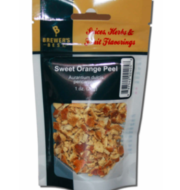 SWEET ORANGE PEEL 1 OZ