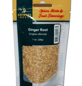 BREWER'S BEST GINGER ROOT 1 OZ