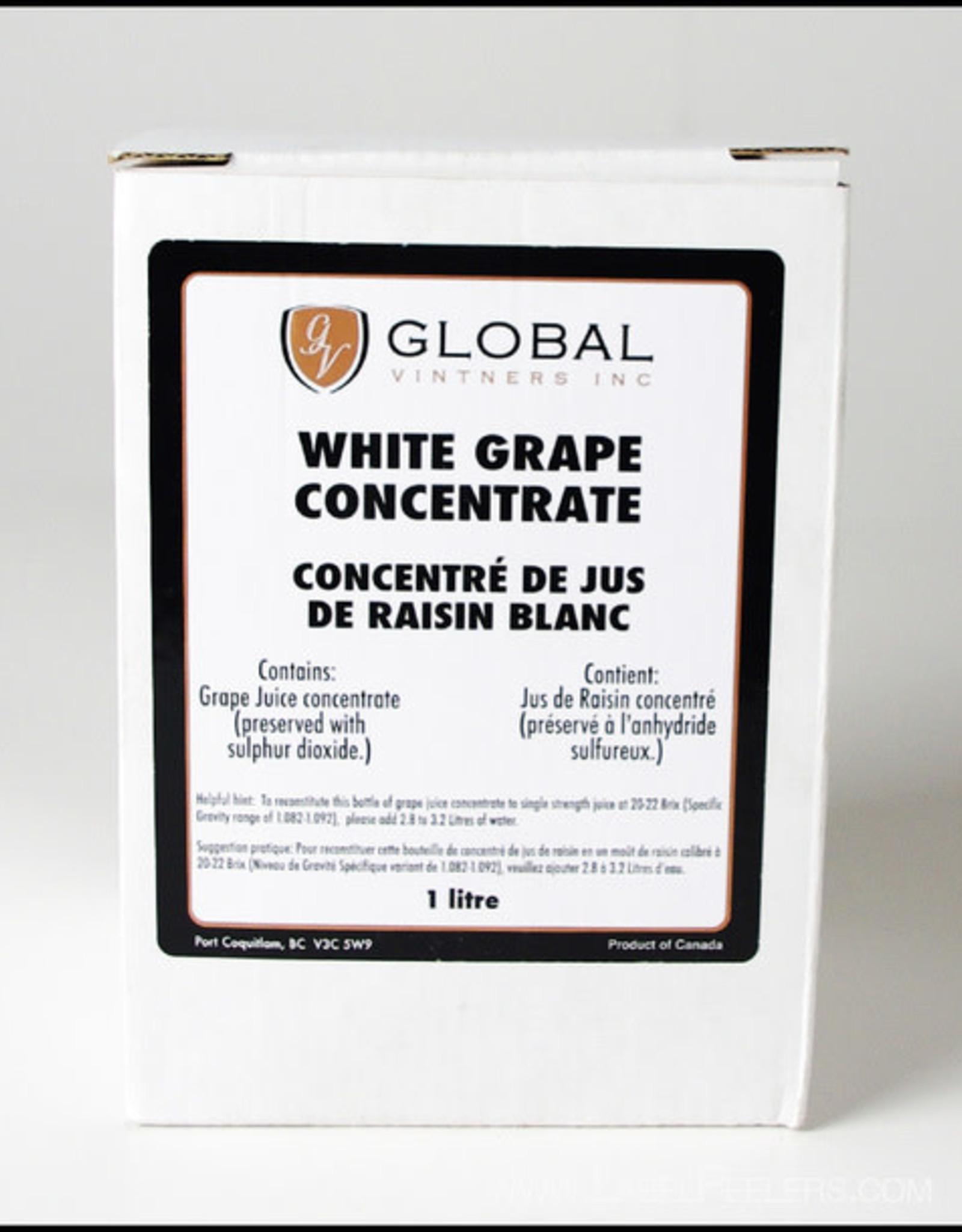 WHITE GRAPE CONCENTRATE 1 LITER