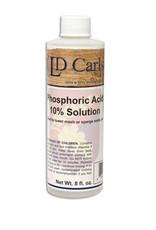 PHOSPHORIC ACID 10% SOLUTION 8 OZ BOTTLE
