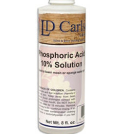 PHOSPHORIC ACID 10% SOLUTION 8 OZ BOTTLE