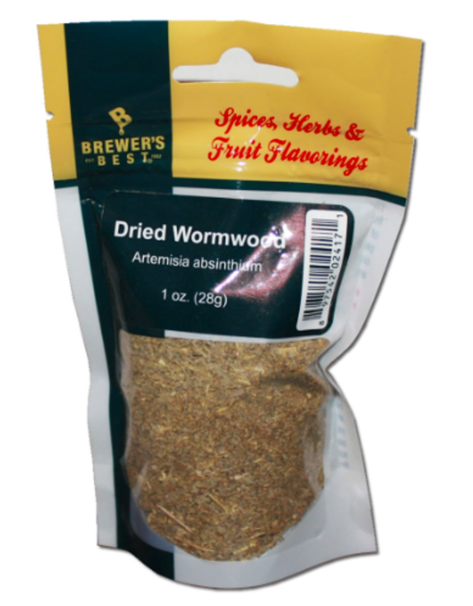DRIED WORMWOOD 1 OZ