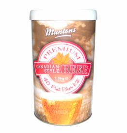 MUNTONS CANADIAN STYLE BEER MALT EXTRACT
