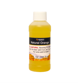 BREWERS BEST NATURAL ORANGE FLAVORING EXTRACT 4 OZ