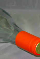 ORANGE PVC SHRINK CAPSULES 30/BAG