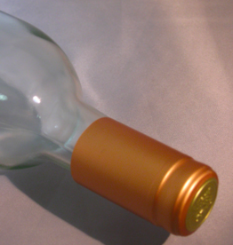 SOLID BRONZE PVC SHRINK CAPSULES 30/BAG