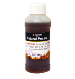 BREWERS BEST NATURAL PECAN FLAVORING EXTRACT 4 OZ
