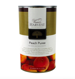 VINTNER'S HARVEST PEACH PUREE 48 OZ VINTNERS HARVEST
