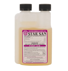 FIVE STAR FIVE STAR STAR SAN 8 OZ