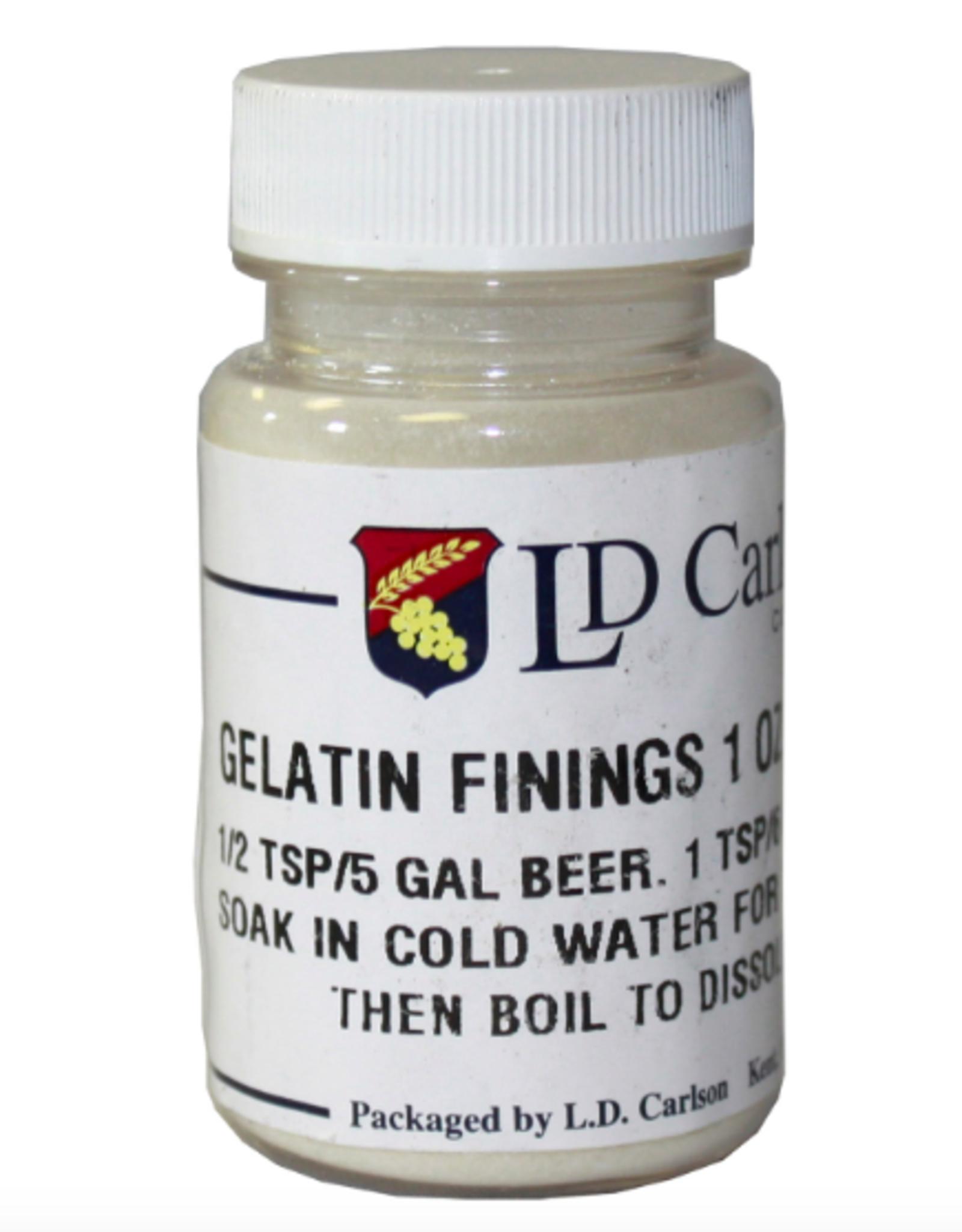 GELATIN FININGS 1 0Z