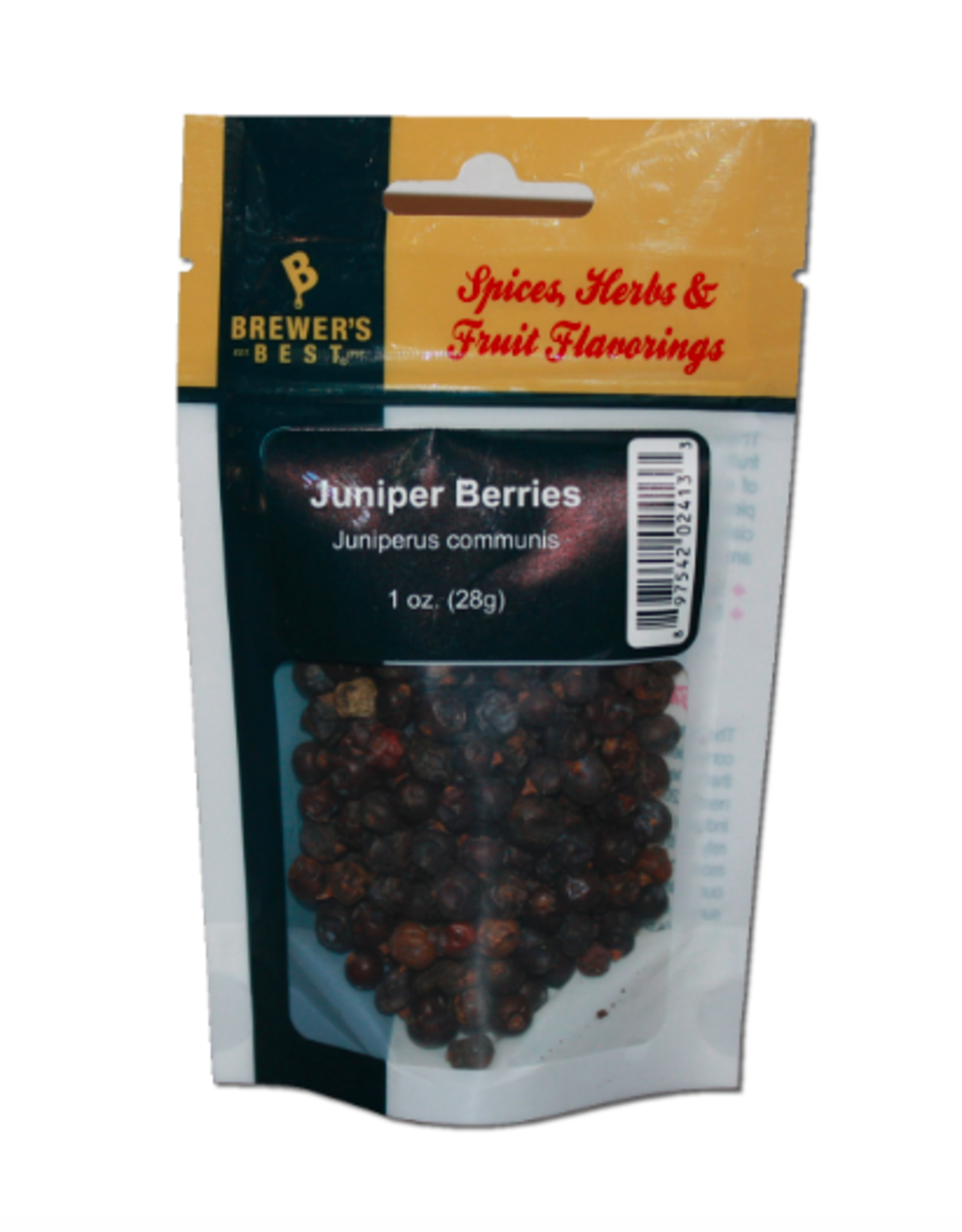 JUNIPER BERRIES 1 OZ