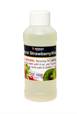 NATURAL STRAWBERRY/KIWI FLAVOR EXTRACT 4 OZ